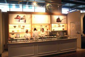 Il Gelato e Il Cioccolato Venchi mostram a tradição italiana no Eataly. Seguindo a tradição de produções de alta qualidade desde 1878.